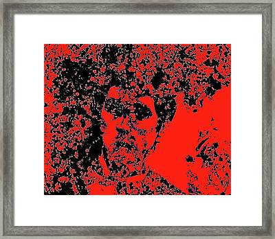 Scarface 2d Framed Print