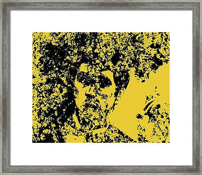 Scarface 2f Framed Print