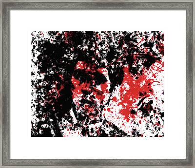 Scarface 2g Framed Print