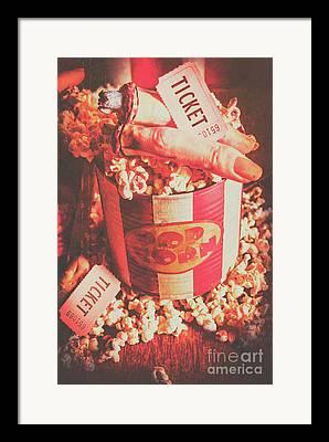 Horror Movies Photographs Framed Prints