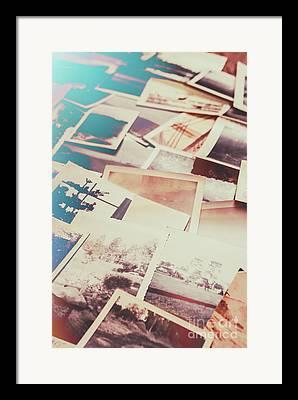 60s Photographs Framed Prints