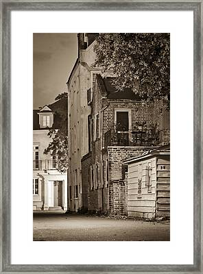 Scene From Yesteryear #2 Framed Print by Andrew Crispi