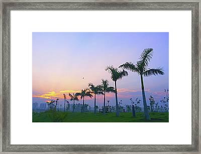 Scenic Beauty Framed Print