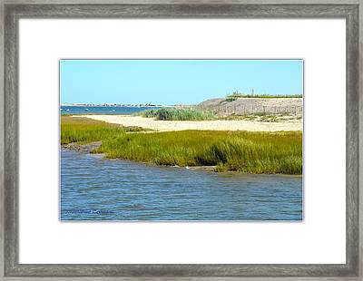 Scenic Cape Cod Framed Print