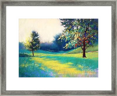 Scent Of The Fond Memory Framed Print