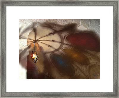 Schattenspiele Framed Print by Renata Vogl