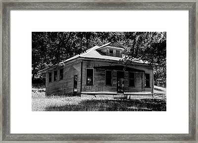 Schools Out  Framed Print by Kristen Beck