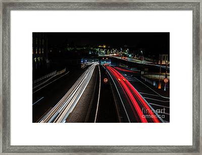 Schwaebisch Gmuend At It's Best Framed Print