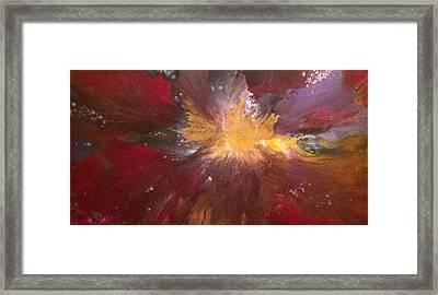 Scintillating Framed Print by Soraya Silvestri