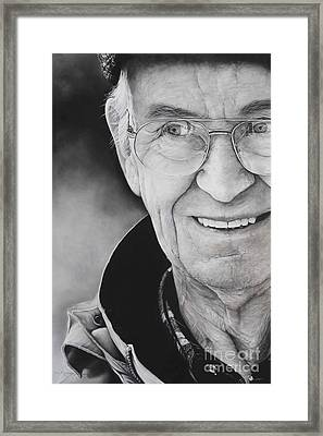 Sconey Framed Print by Joni Beinborn