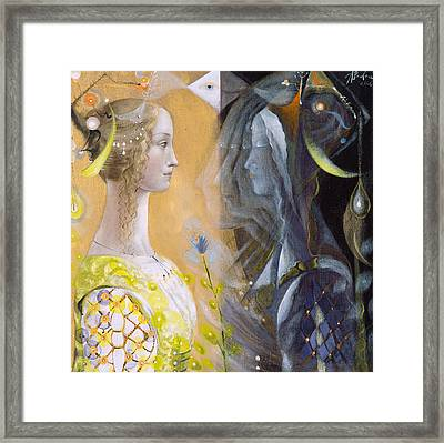 Scorpio Framed Print by Annael Anelia Pavlova