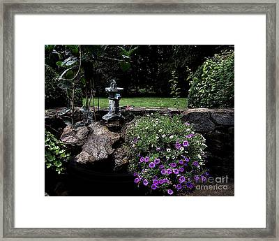 Scotopic Vision 2 - The Porch Framed Print by Pete Hellmann