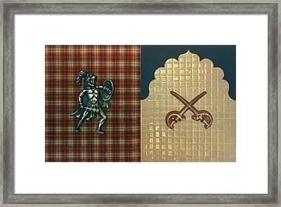 Scottish Arabian Framed Print by Paul Knotter