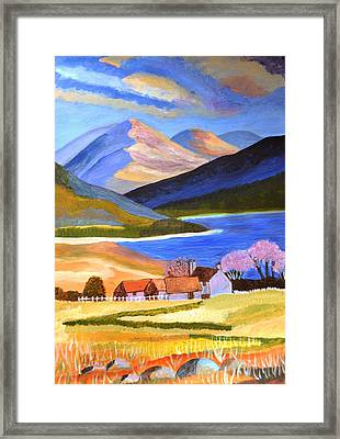 Scottish Highlands 2 Framed Print