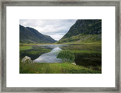 Scottish Tranquility Framed Print