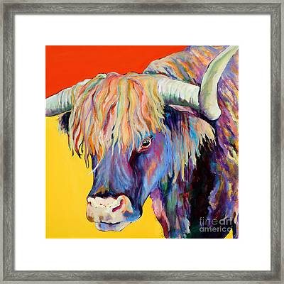 Scotty Framed Print
