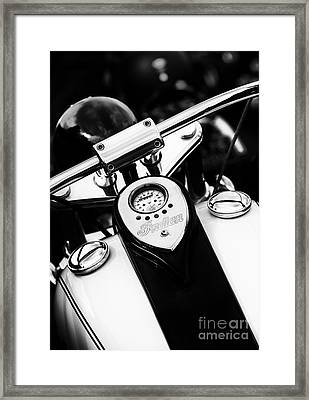 Scout Tank Framed Print by Tim Gainey