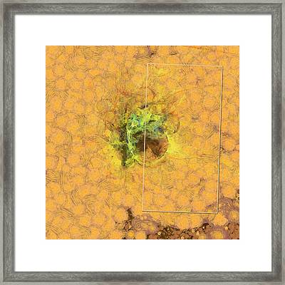 Scoutish Balance  Id 16101-032836-68561 Framed Print by S Lurk