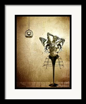 Emotive Framed Prints