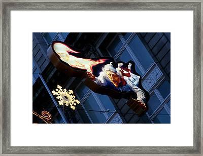 Scrooge Framed Print by Jez C Self