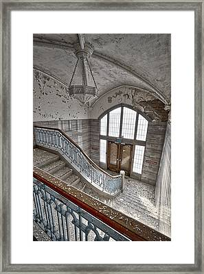 Scullin Grand Entrance Framed Print