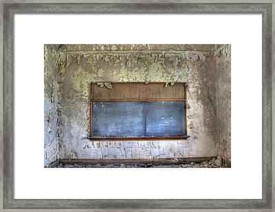 Scullin School Framed Print