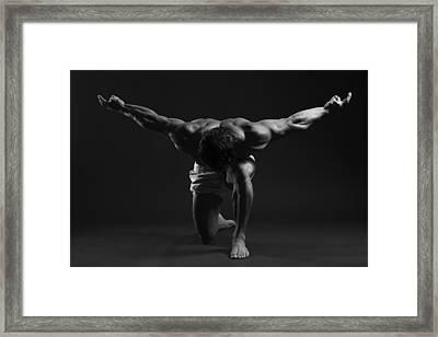 Sculpted Framed Print