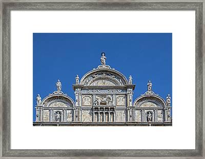 Scuola Grande Di San Marco Framed Print by Jean Haynes