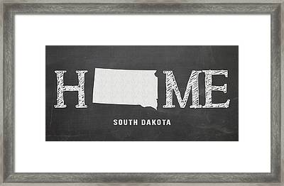 Sd Home Framed Print