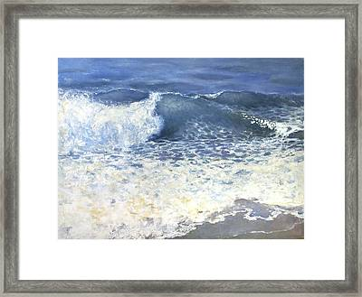 Sea 1 Framed Print by Valeriy Mavlo