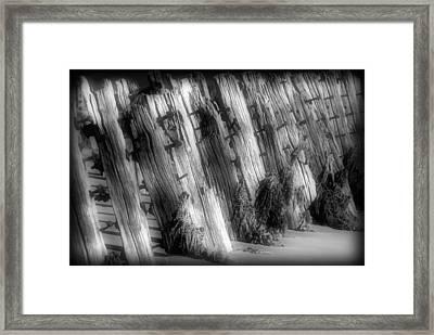 Sea Breakers  Framed Print