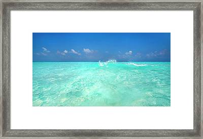 Sea Breeze Framed Print by Sean Davey