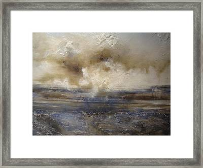 Sea Breeze Framed Print by Tamara Bettencourt
