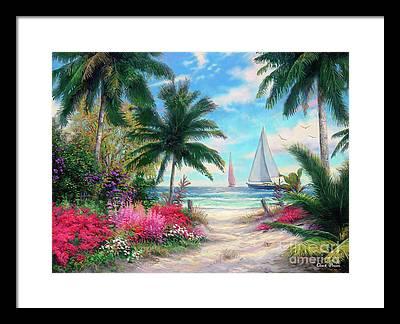 Florida Framed Prints