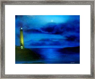 Sea Change Framed Print by Jon Paul Price