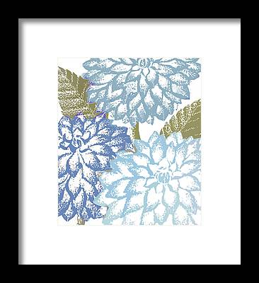Designs Similar to Sea Dahlias I by Mindy Sommers