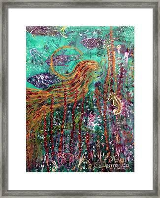 Sea Dreams Framed Print