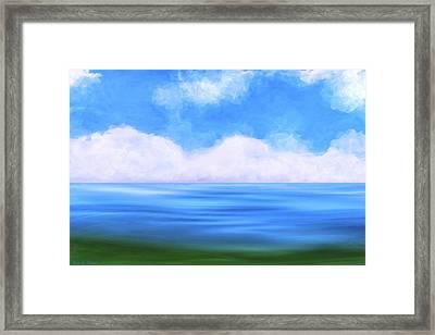 Sea Dreams Framed Print by Mark E Tisdale