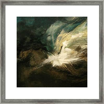 Sea Fugue 2 Framed Print by    Michaelalonzo   Kominsky