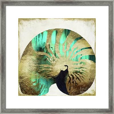 Sea Gems II Framed Print
