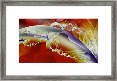 Sea Gypsy Framed Print by Dan Turner