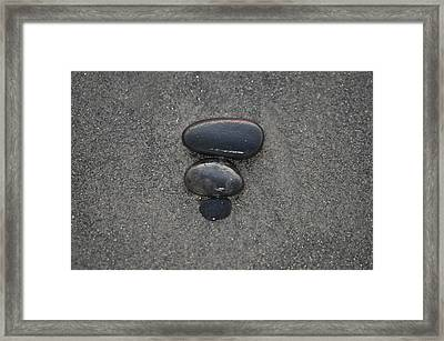 Sea Side Framed Print