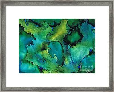 Sea World See Framed Print