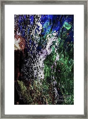 Sea7 Framed Print