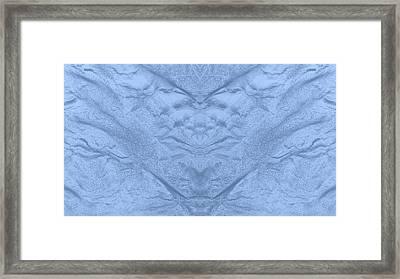 Seabed Framed Print by Anton Kalinichev