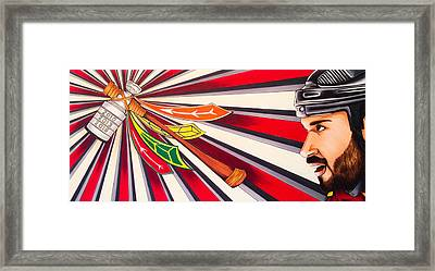 Seabrook Framed Print by Adam Campbell