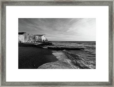 Seaford Head East Sussex England Framed Print