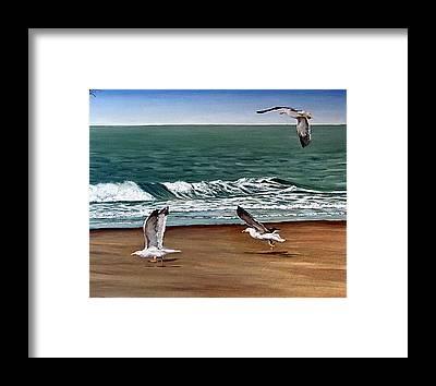 Designs Similar to Seagulls 2 by Natalia Tejera
