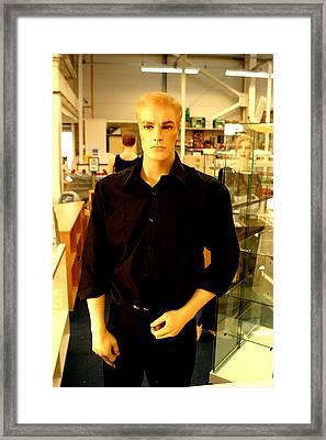 Sean Pickering Framed Print by Jez C Self