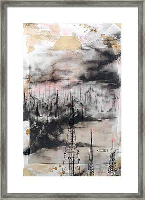 Search And Destroy Framed Print